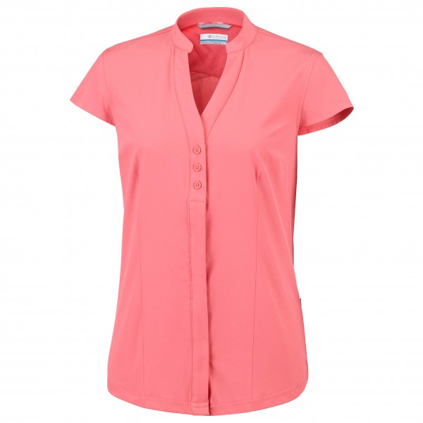Columbia - Women's Saturday Trail Stretch S/S Shirt - Blusar