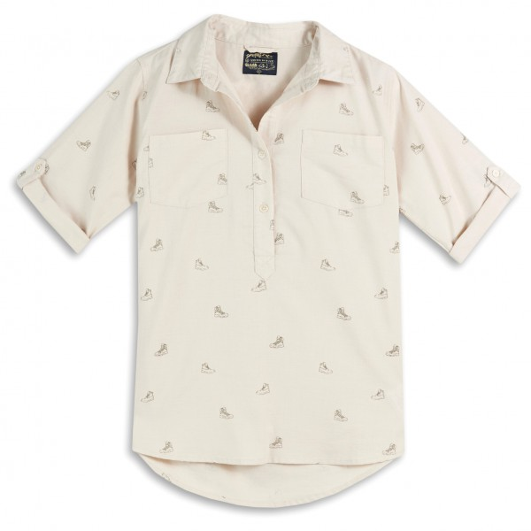 United By Blue - Womens Tread Printed Popover - Blusar
