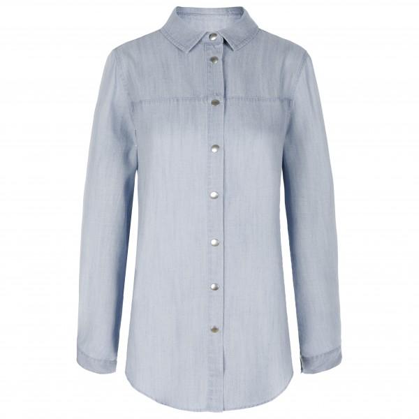 Bleed - Women's Tencel Jeans Hemd Damen - Camisa