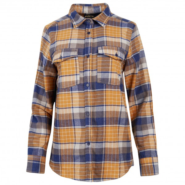United By Blue - Women's Freemont Flannel Button Down