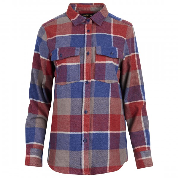 United By Blue - Women's Freemont Flannel Button Down - Chemisier