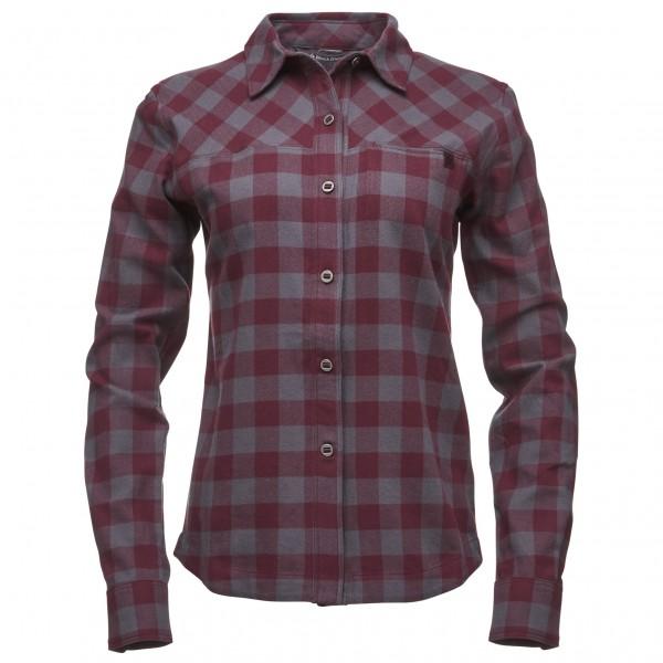 Black Diamond - Women's L/S Spotter Shirt - Blusar