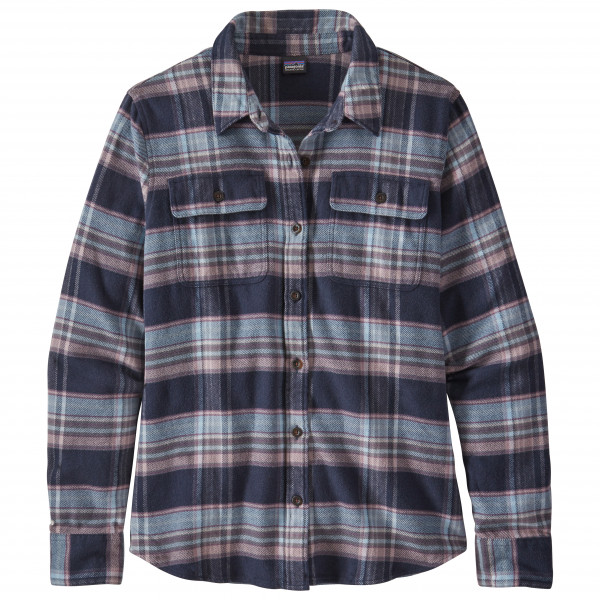 Patagonia - Women's L/S Fjord Flannel Shirt - Overhemd