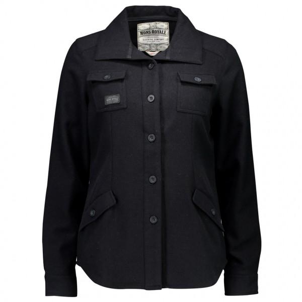 Mons Royale - Women's Mountain Shirt - Skjorte