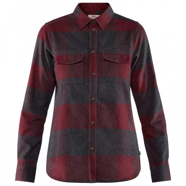 Fjällräven - Women's Canada Shirt L/S - Paita