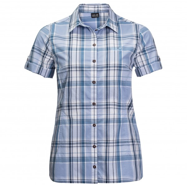 Jack Wolfskin - Women's Maroni River Shirt - Blusar