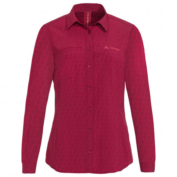 Vaude - Women's Rosemoor L/S Shirt - Blouse