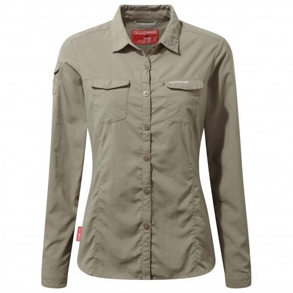 Women's Nosilife Adventure L/S Shirt - Blouse
