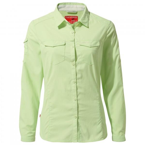 Craghoppers - Women's Nosilife Adventure L/S Shirt - Naisten paita