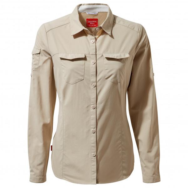 Craghoppers - Women's Nosilife Adventure L/S Shirt - Bluse