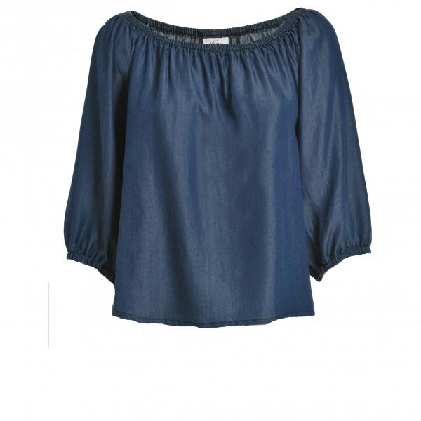 Deha - Women's Blusa In Denim - Bluse