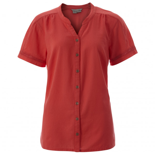 Royal Robbins - Women's Cool Mesh Eco Button S/S - Bluse