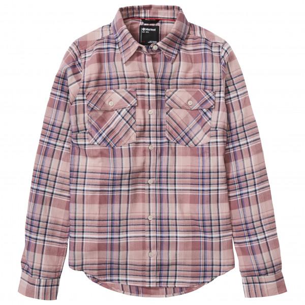 Marmot - Women's Bridget Midweight Flannel L/S - Shirt