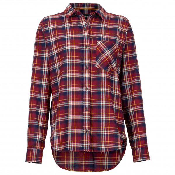 Marmot - Women's Maggie Midwight Flannel L/S - Shirt