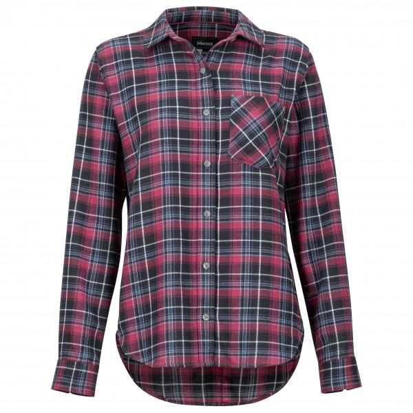 Marmot - Women's Maggie Midwight Flannel L/S - Shirt