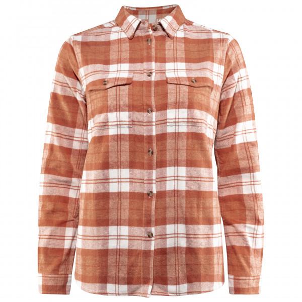 Fjällräven - Women's Övik Heavy Flannel Shirt - Skjorte