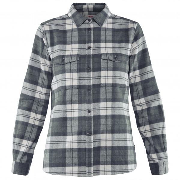 Fjällräven - Women's Övik Heavy Flannel Shirt - Shirt