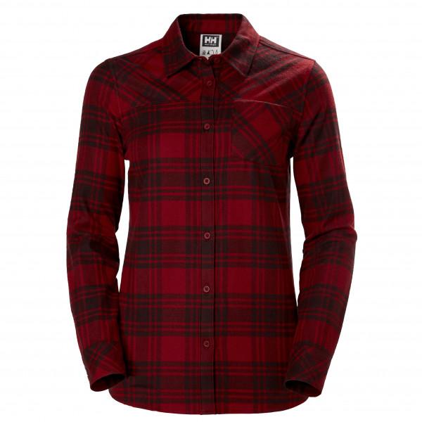 Helly Hansen - Women's Classic Check L/S Shirt - Naisten paita