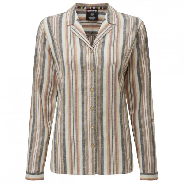 Sherpa - Women's Kiran Long Sleeve Shirt - Blusa