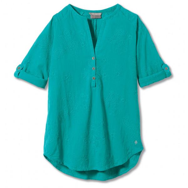 Royal Robbins - Women's Oasis Tunic II 3/4 Sleeve - Blouse