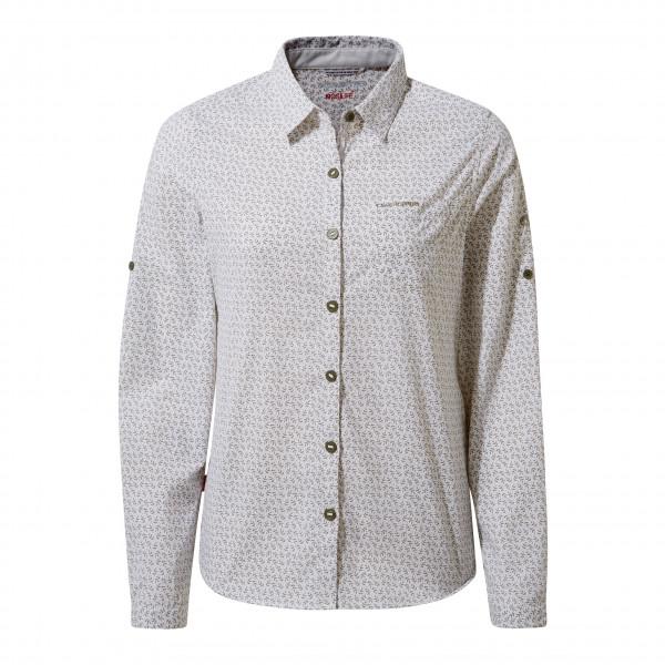 Craghoppers - Women's NosiLife Gisele Long Sleeved Shirt - Bluse