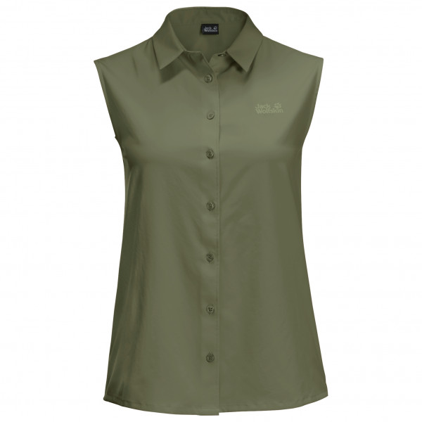 Jack Wolfskin - Women's Sonora Sleeveless Shirt - Blusar