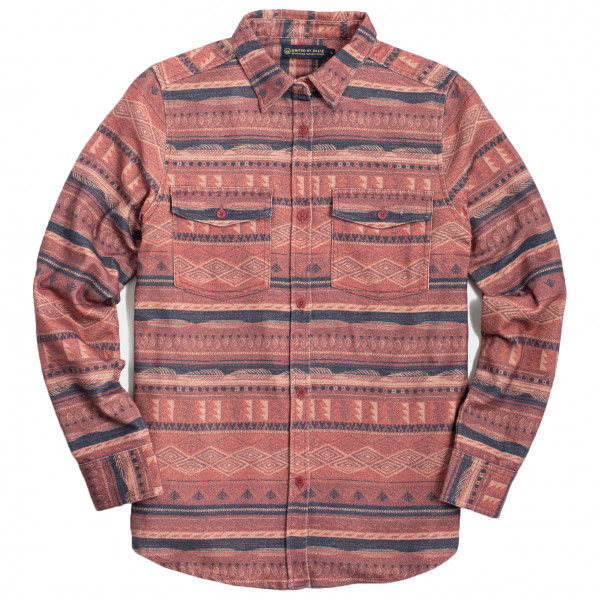 United By Blue - Women's The Patterned Responsible Flannel - Hemd