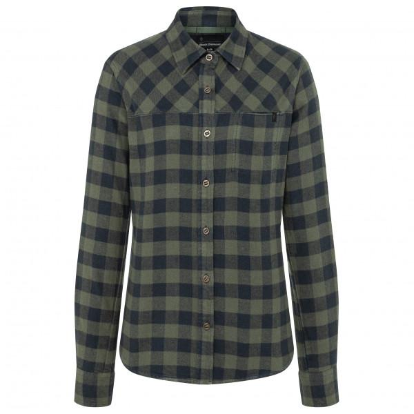 Black Diamond - Women's Spotter L/S Flannel Shirt - Hemd