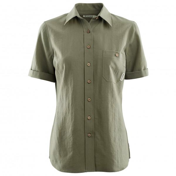 Women's Short Sleeve Shirt - Blouse
