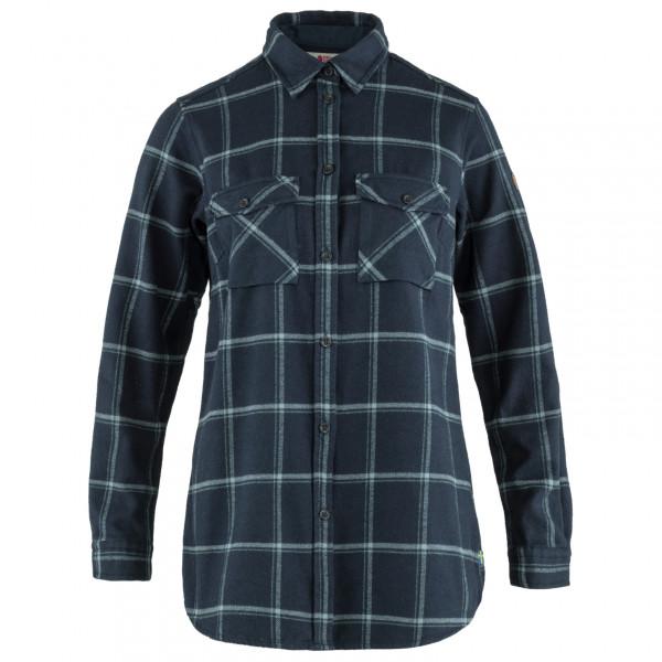 Women's  –vik Twill Shirt L/S - Shirt