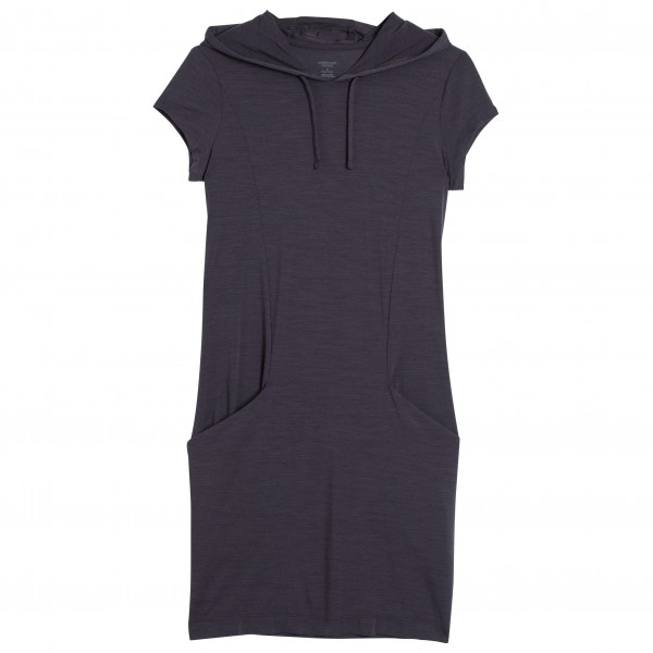 Icebreaker - Women's Yanni Hooded Dress - Dress