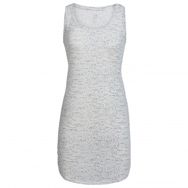 Icebreaker - Women's Yanni Tank Dress Windstorm - Kleid