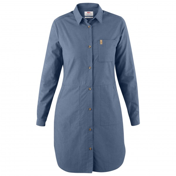 Fjällräven - Women's Övik Shirt Dress - Mekko