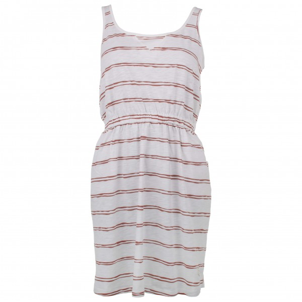 Bleed - Women's Seaside Streifen Kleid - Kleid