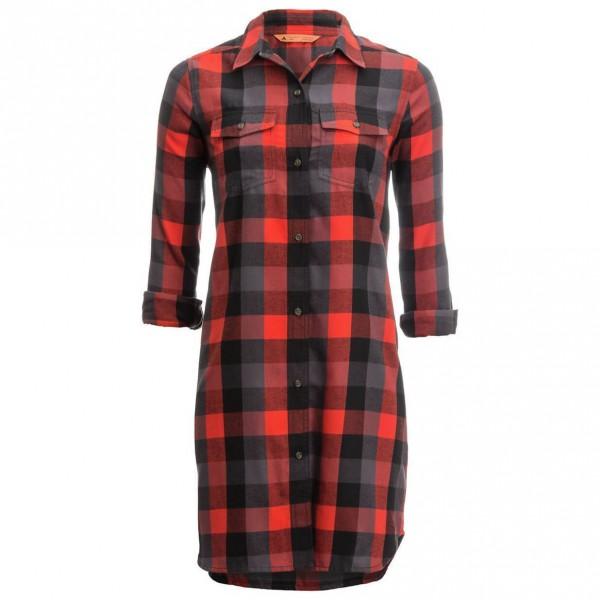 Basin + Range - Women's Snow Creek Flannel Dress - Vestido