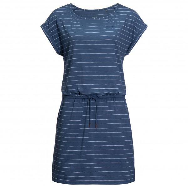 Jack Wolfskin - Women's Travel Striped Dress - Jurk