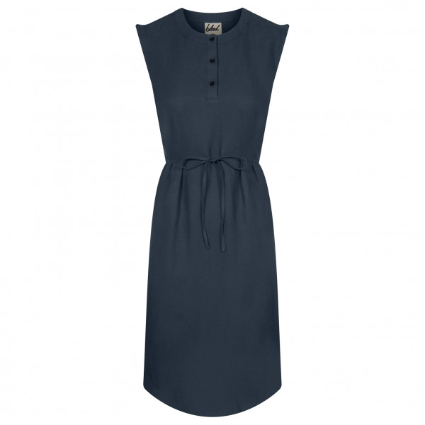 Bleed - Women's Tencel Linen Dress - Kleid