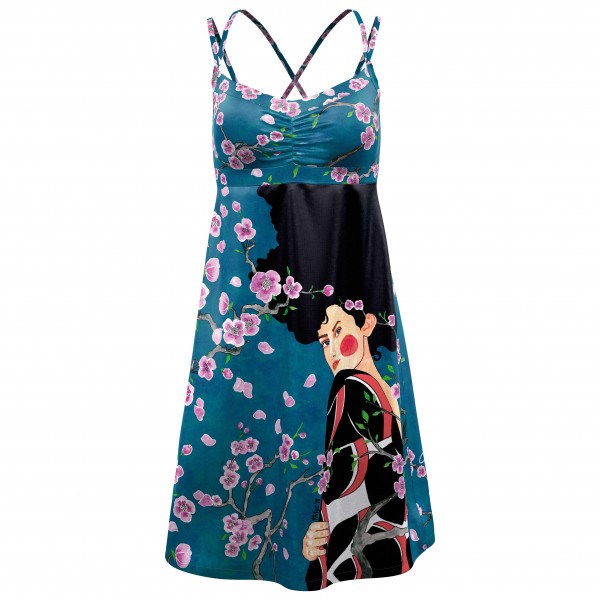 Crazy Idea - Women's Dress Kimera - Kjole