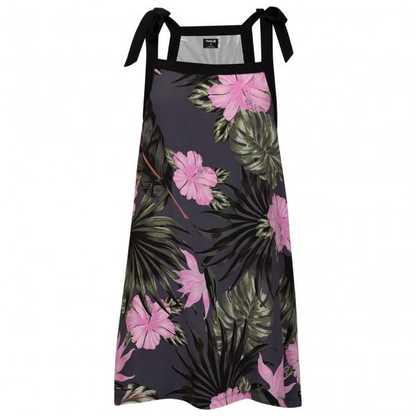 Hurley - Women's Printed Woven Tie Dress - Kjole