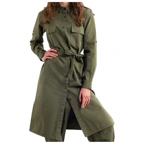 DEDICATED - Women's Shirt Dress Trondheim - Vestido