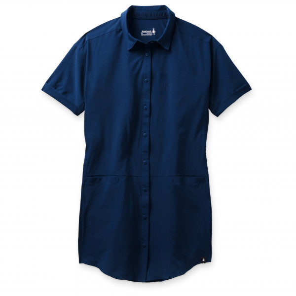 Smartwool - Women's Merino Sport Shirt Dress - Mekko