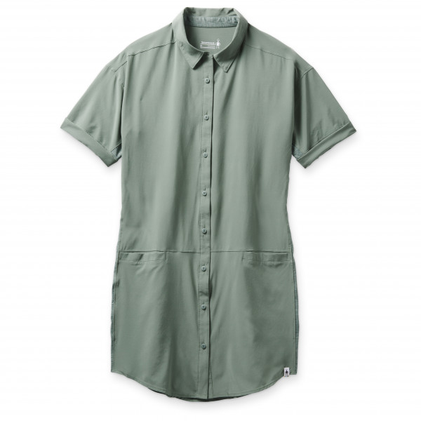 Smartwool - Women's Merino Sport Shirt Dress - Robe