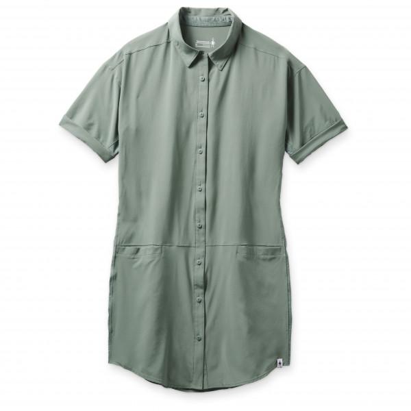 Smartwool - Women's Merino Sport Shirt Dress - Kjole