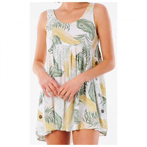 Women's Coastal Palm Dress - Dress