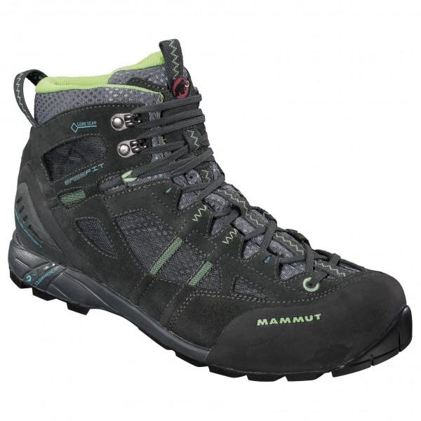 Mammut - Women's Redburn Mid GTX - Approach shoes