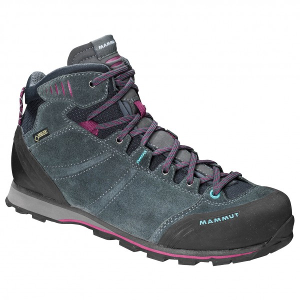 Mammut - Women's Wall Guide Mid GTX - Approach-kenkä