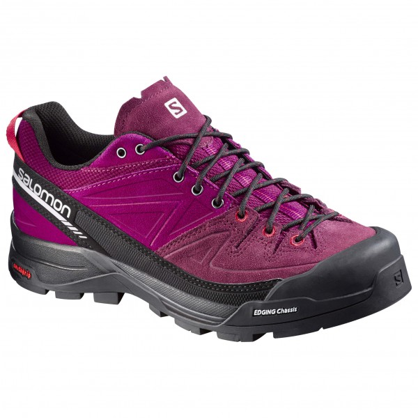 Salomon - Women's X Alp Leather GTX - Chaussures d'approche