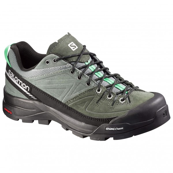 Salomon - Women's X Alp Leather - Approach shoes