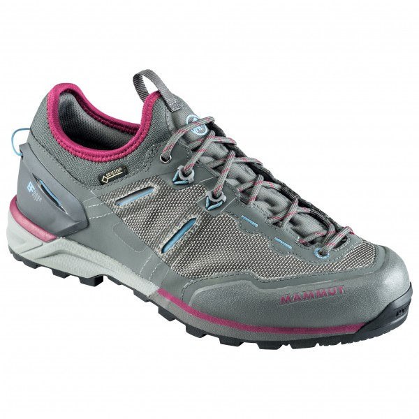 Mammut - Women's Alnasca Knit Low GTX - Approachschuhe