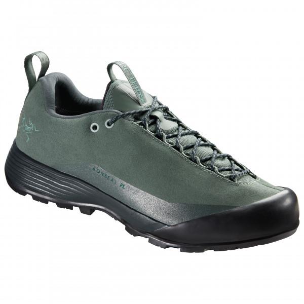 Women's Konseal FL 2 Leather GTX - Approach shoes